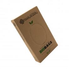 BodySupply Protection de clip-cord biodégradable 200 unités - 5,5x60cm