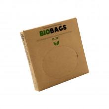 BodySupply Biodegradable Machine Bags 200 unités - 13x13cm