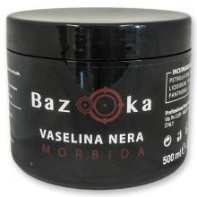 VASELINE NOIRE BAZOOKA AVEC VITAMINES 500ml DOUCE