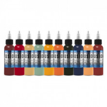 BEN KAYE Set FUSION INK 10pcs 30ml