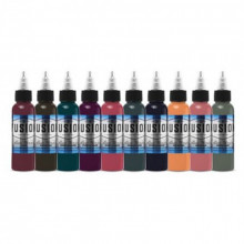 EVAN OLIN Set FUSION INK 10pcs 30ml