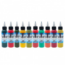 SHIGE Set FUSION INK 10pcs 30ml