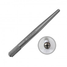 MiaOpera MicroBlading Stainless Steel Holder Pen - Classic